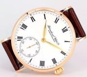 Мужские швейцарские наручные часы IWC