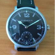 """Мужские наручные швейцарские часы """"Henry Moser & Cie"""" марьяж"""