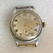 Мужские наручные часы Кама СССР рифленка