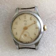 Мужские наручные часы Свет ЭЧЛ СССР белые