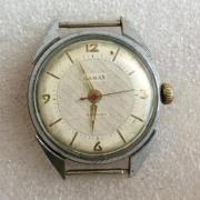 Мужские наручные часы Алмаз СССР ЧЧЗ 18 камней
