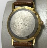 Мужские наручные часы Восток прецизионный СССР позолоченные