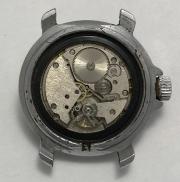 Наручные часы ракета СССР 2609 рифленый циферблат позолоченные