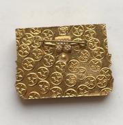Купить мужские наручные часы Луч СССР 2209 позолоченные тонкие в ... 478efd0acf3
