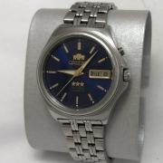 Мужские наручные Часы Orient 3 Stars голубые