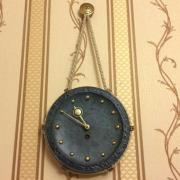 Винтажные настенные часы Kienzle круглые