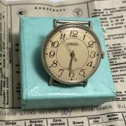 Наручные часы Ракета красивые из СССР мужские