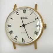 Наручные часы Полет СССР 17 камней позолота
