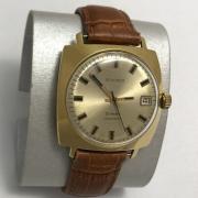 Мужские наручные часы Seconda СССР  редкие позолоченные