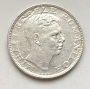 Старинная монета Румынии серебро