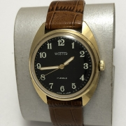 Мужские наручные часы Восток СССР темные механика