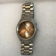 Мужские наручные Часы Orient crystal 21 jewels 3 Stars Япония