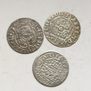 Комплект средневековых польских монет №5