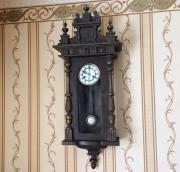 Старинные настенные часы LE Roi a Paris kienzle около ста лет