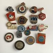 Наручные женские часы Заря СССР олимпиада 80 позолоченные