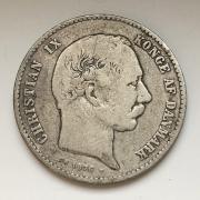 Красивая редкая монета