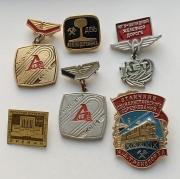 Мужские наручные часы Slava made in USSR в позолоте