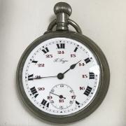 Старинные швейцарские карманные часы Павел Буре