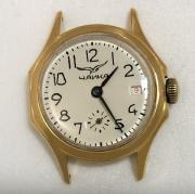 Наручные мужские часы Чайка СССР механика редкие