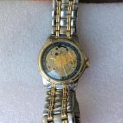 Мужские швейцарские часы Swatch automatic 23 jewels скелетон
