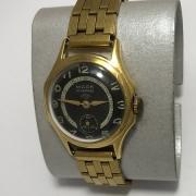 Мужские наручные часы Маяк белые СССР 16 камней