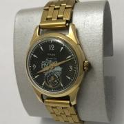 Мужские наручные часы Аврора СССР 1 МЧЗ позолоченные