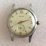 Мужские наручные часы Кама СССР белые