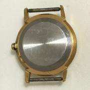 Мужские наручные часы Слава СССР механические 26 камней позолота