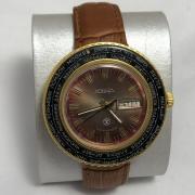 Мужские наручные часы Ракета СССР города мира позолота знак качества