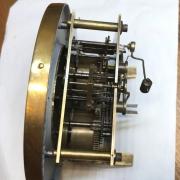 Наручные мужские часы Полет СССР позолоченные AU 10