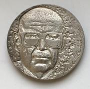 Монета Финляндии серебро