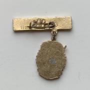 Карманные часы Молния СССР Корабль