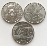 Подборка памятных монет Украины