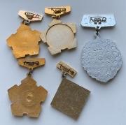 Мужские наручные Часы Orient черные мультикалендарь