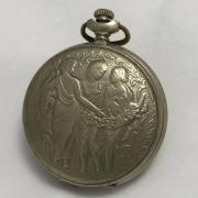 Карманные часы Молния СССР Три грации