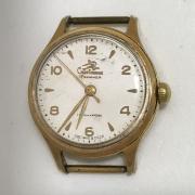 Мужские наручные часы Спортивные СССР в позолоте