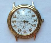 Мужские наручные часы Полет кварц зодиак