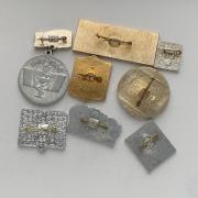 Карманные часы Молния СССР с орденом победы в ВОВ