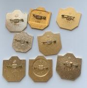 Значок СССР Звезда РККА-СА