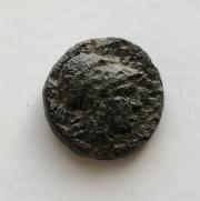 Монета Древней Греции Лесбос