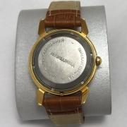 Наручные мужские часы Луч из СССР в позолоте