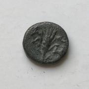 Монета Древней Греции Фракия