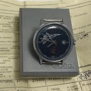 Мужские наручные часы Слава Буран СССР 21 камень