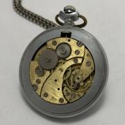 Мужские наручные Часы Orient механика коричневые дешево