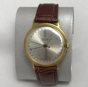 Мужские наручные часы Космос СССР позолоченные