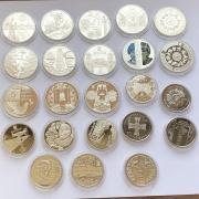 Полный годовой набор монет Украины 2020