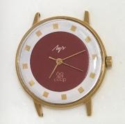 Мужские наручные часы Луч СССР двухцветные