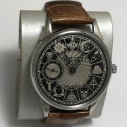 Мужские наручные часы Молния механические из СССР
