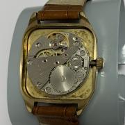 Мужские наручные часы Штурманские СССР в позолоте