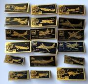 Мужские наручные часы Ракета 2609 НА желтые в позолоте СССР
